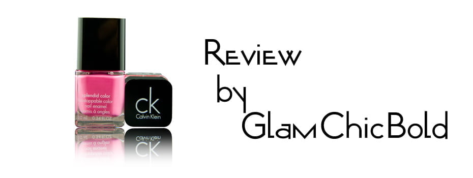 Review Smalto Ck