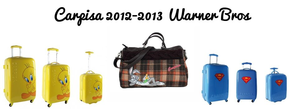 Carpisa 2012-2013 Warner Bros