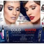 IsaDora Holiday Makeup 2012