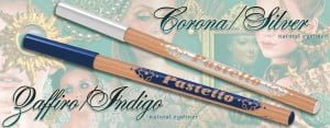 Neve Cosmetics French Royalty Eyeliners Zaffiro e Corona