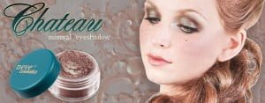Neve Cosmetics French Royalty Eyeshadow Chateau