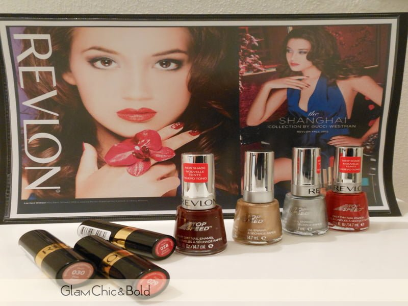 Revlon Shanghai Collection