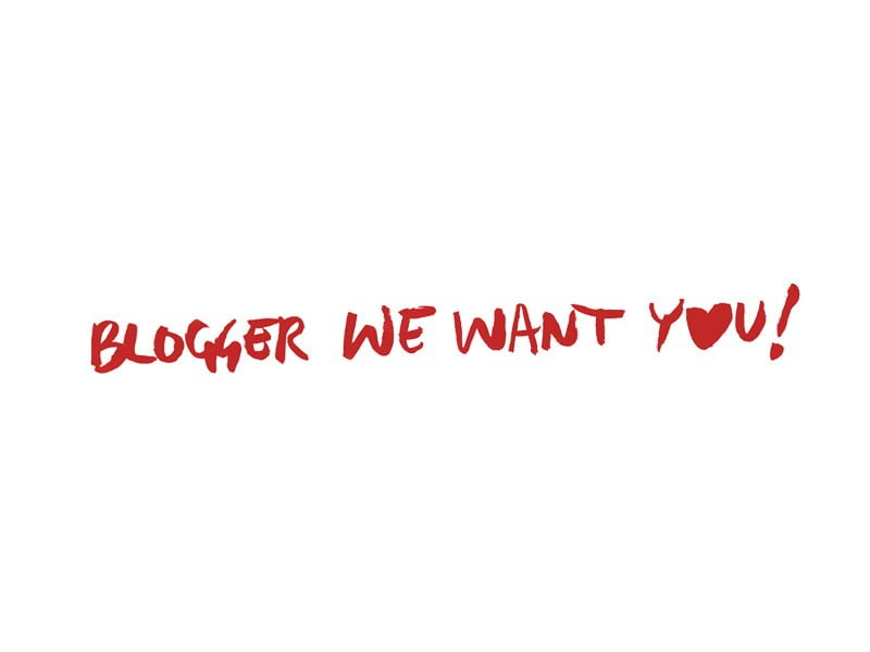 Blogger We Want You Grazia.it