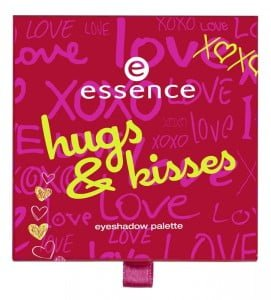 Essence Cosmetics Hungs and Kisses Palette