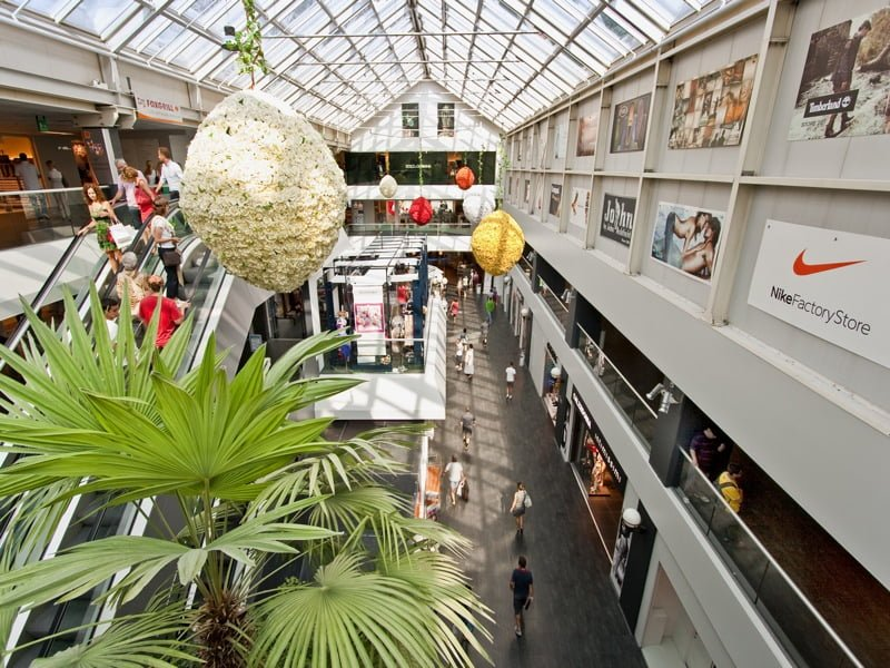 FoxTown outlet Mendrisio