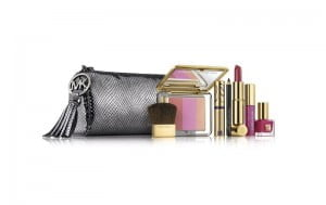 Cofanetto make up estee lauder michael kors Pewter