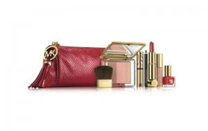 cofanetto make up estee lauder Michael Kors Red