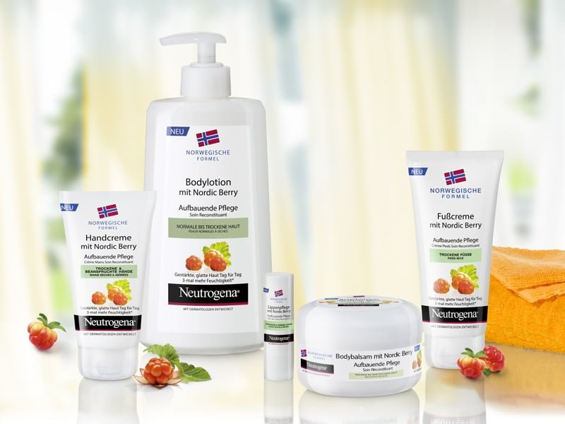 Neutrogena Nordic Berry