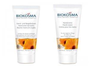 Biokosma crema mani