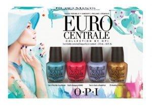 Smalti OPI Euro Centrale