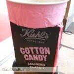 Zucchero filato da Kiehl's
