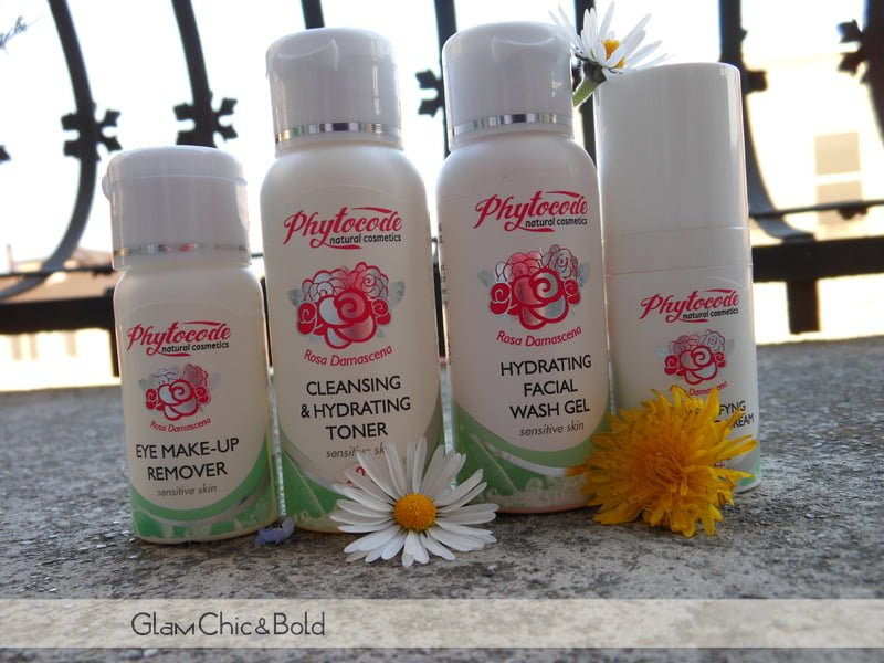 Phytocode Natural Cosmetics beauty set