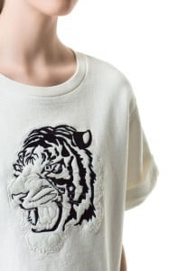 Zara felpa leone