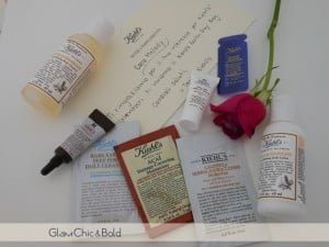 Sample free Kiehl's