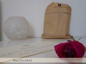 Giveaway samples