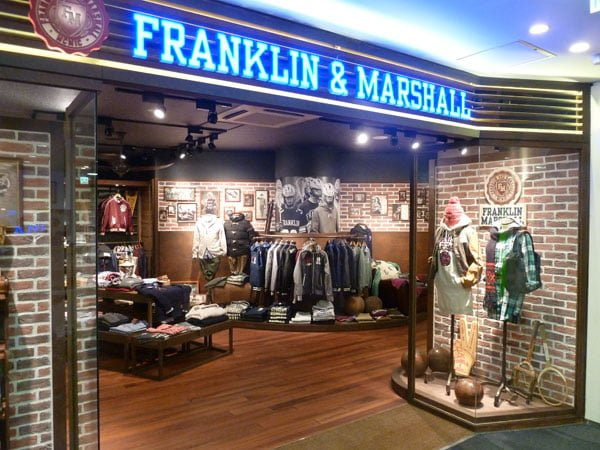 Franklin e Marshall