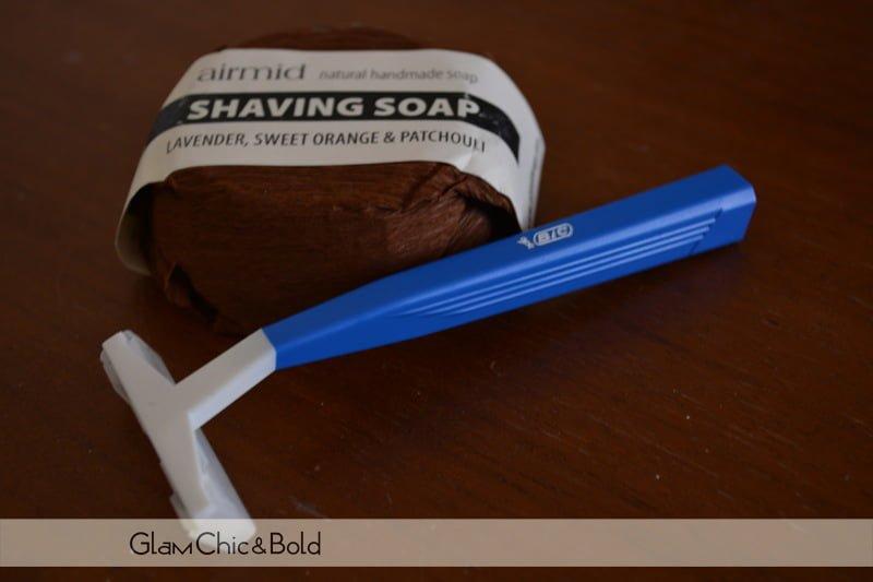 Shaving Soap Airmid