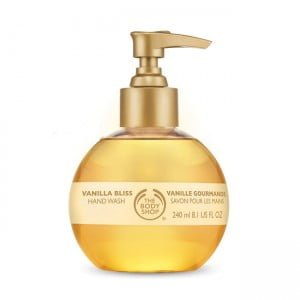 Detergente mani The Body Shop