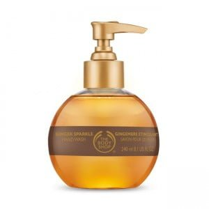 Detergente mani Zenzero The Body Shop
