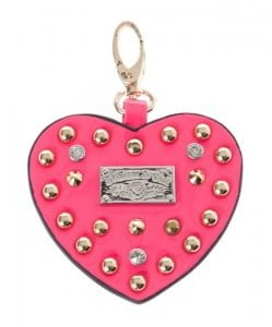 Princess & Cult Heart Keyring