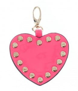 Keyring Heart Princess & Cult