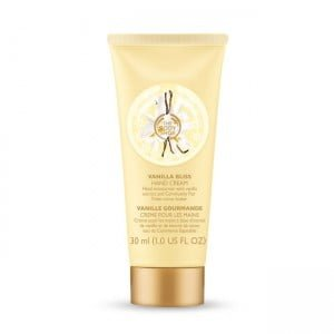 Crema mani vaniglia The Body Shop Christmas Collection 2013