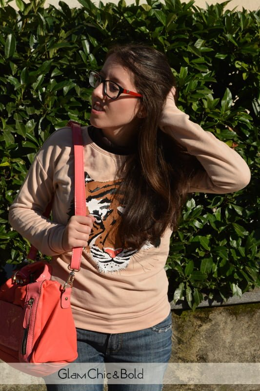 Outfit Princess & Cult borsa