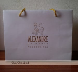 Alexandre De Paris Accessories