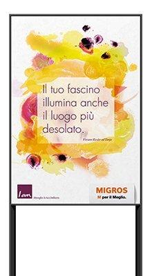 I am Migros