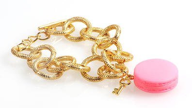 Secret of Macarons bracciale petal de rose