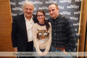 Evento Franck Provost