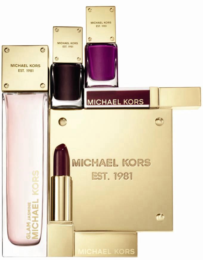 Michael Kors Glam makeup