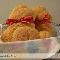 Coniglietti di pane per Pasqua 2014