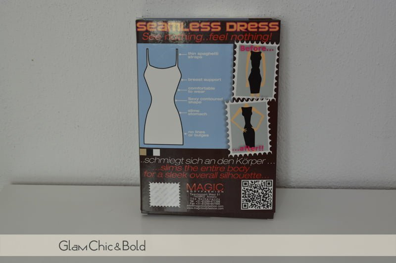 slim dress Magic Body Fashion