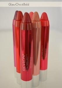 Revlon lip balm lacquer