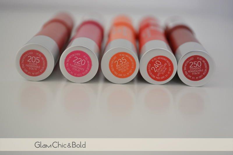 Revlon lip balm matte