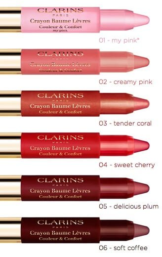 Clarins Colour Definition Fall 2011 Makeup Collection: La Nuova Collezione Colours Of Brazil Clarins