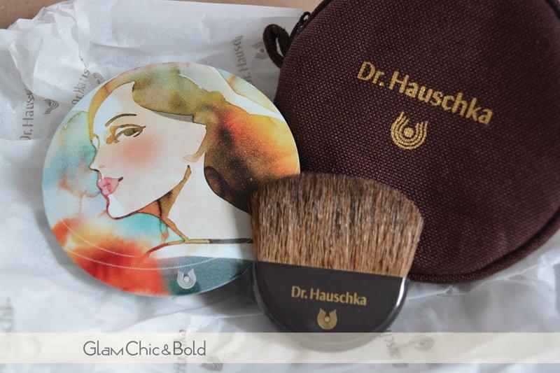 la limited edition del bronzing powder dr hauschka. Black Bedroom Furniture Sets. Home Design Ideas