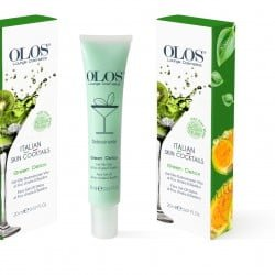 Olos Skin Care Green