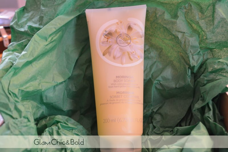 The Body Shop Sorbet Moringa