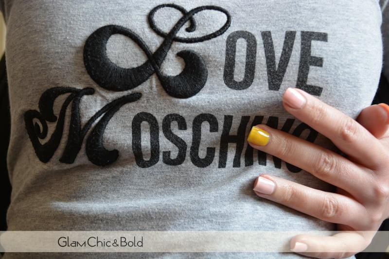 ExurbeCosmetics Love Moschino