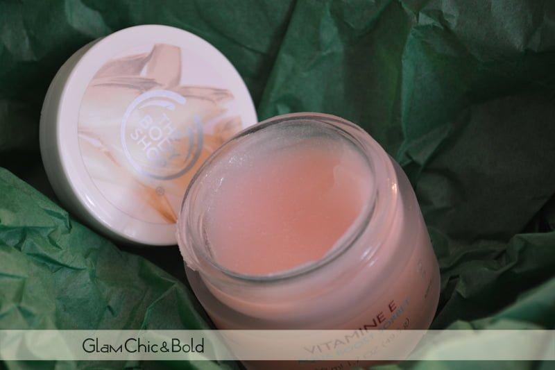 Vitamin E Aqua Boost Sorbet The Body Shop
