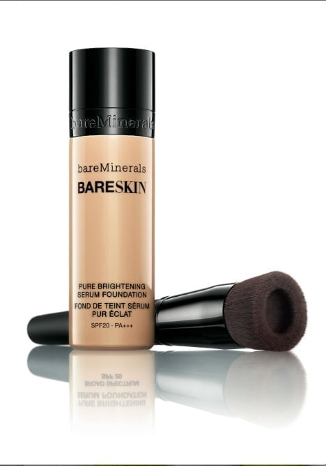 bareSkin bareMinerals foundation