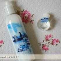 The Body Shop Fijian water lotus