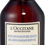 Olio da massaggio rilassante AROMACHOLOGIE_L'Occitane