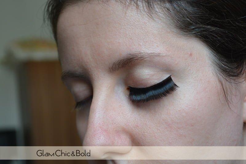 false lashes Elf Cosmetics