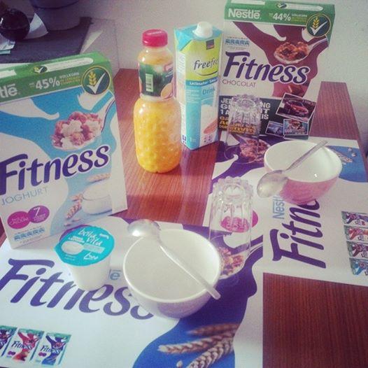Colazione Nestlé Fitness