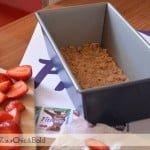 Fondo torta con cereali Nestlé Fitness