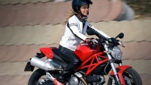 donna moto