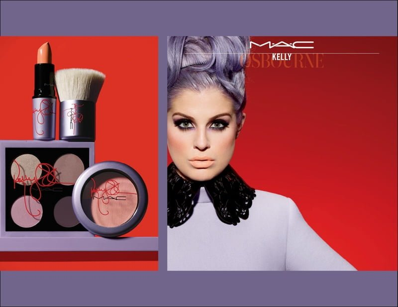Mac Cosmetics Kelly Osbourne